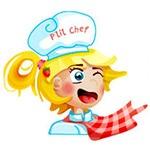 Logo la cuisine du ptit chef