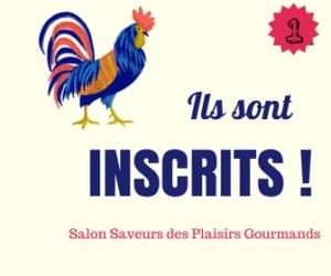 Salon saveurs des plaisirs gourmands 2018 l 39 espace for Salon des saveurs paris