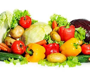 Les légumes pour le batch cooking