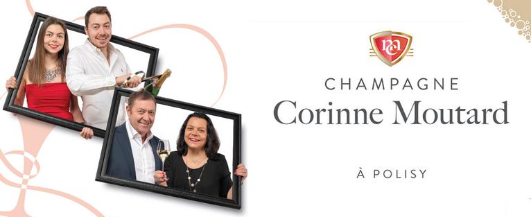 Champagne Corinne Moutard
